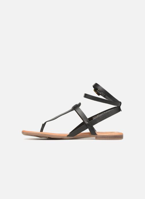 Sandali e scarpe aperte S.Oliver Laiktane Nero immagine frontale