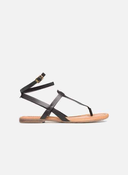 Sandales et nu-pieds S.Oliver Laiktane Noir vue derrière