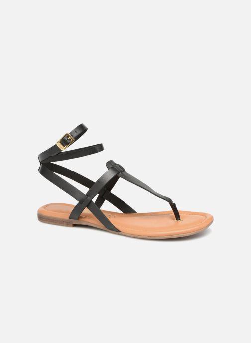 Sandales et nu-pieds S.Oliver Laiktane Noir vue détail/paire