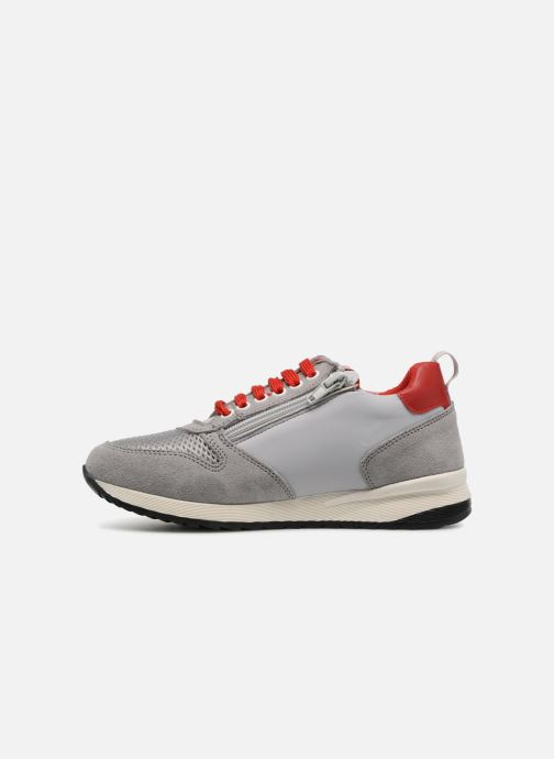 Trainers ASSO Luca Grey front view