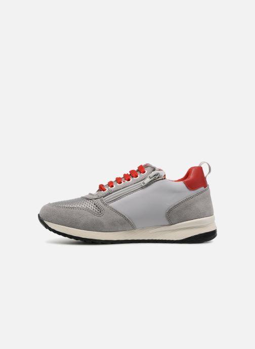 Sneakers ASSO Luca Grigio immagine frontale