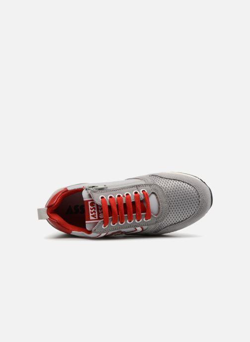 Sneakers ASSO Luca Grigio immagine sinistra