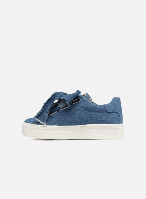 Trainers ASSO Giulia Blue front view