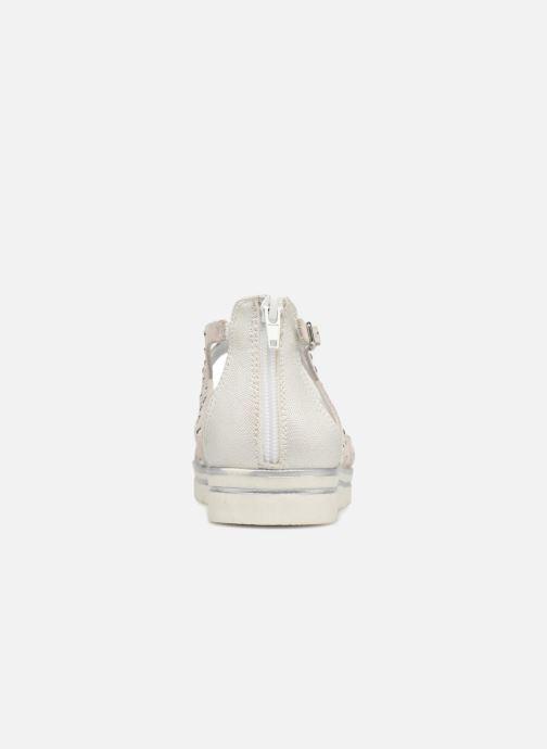 Sandali e scarpe aperte ASSO Perla Grigio immagine destra