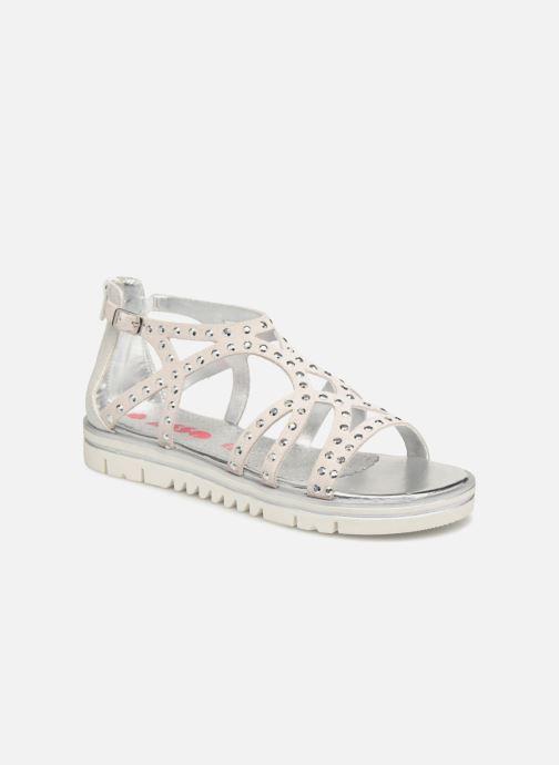 Sandaler ASSO Perla Grå detaljeret billede af skoene