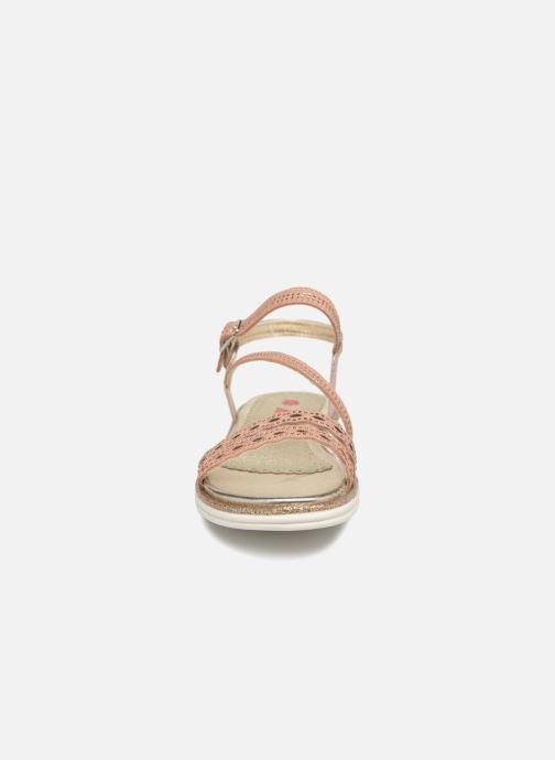 Sandales et nu-pieds ASSO Ivana Rose vue portées chaussures