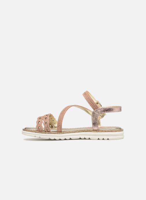 Sandales et nu-pieds ASSO Ivana Rose vue face