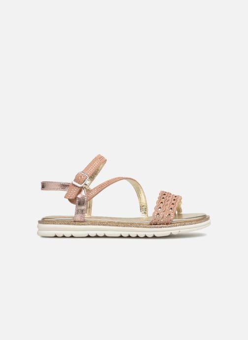 Sandales et nu-pieds ASSO Ivana Rose vue derrière