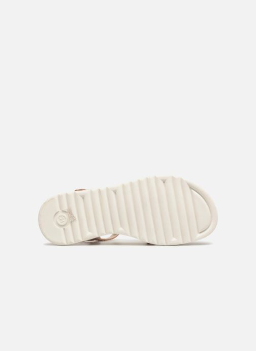 Sandales et nu-pieds ASSO Ivana Rose vue haut
