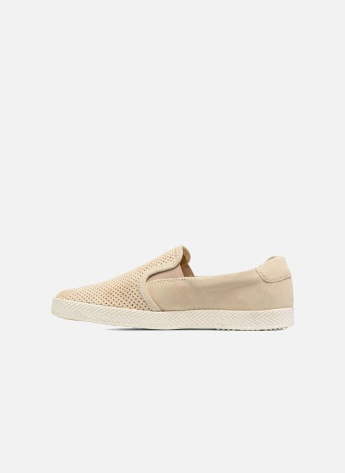 Loafers Base London Clipper Beige se forfra