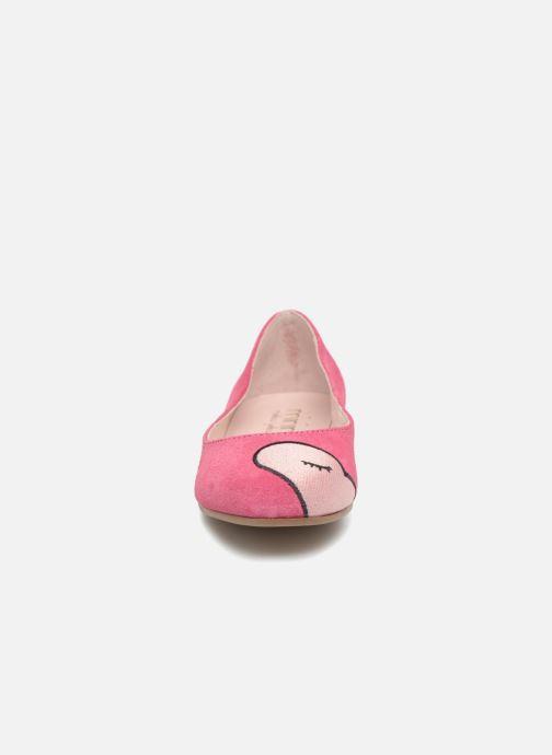 Ballerines Mellow Yellow Mndreccy Rose vue portées chaussures