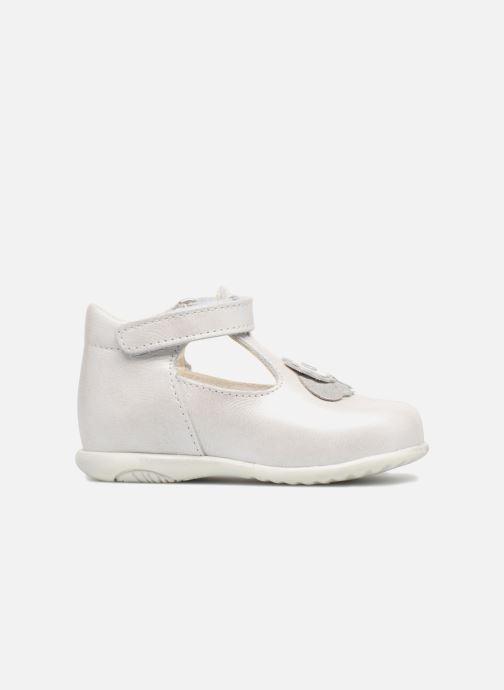 Chaussures à scratch Bopy Zora Gris vue derrière