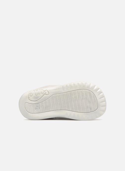 Chaussures à scratch Bopy Zora Gris vue haut