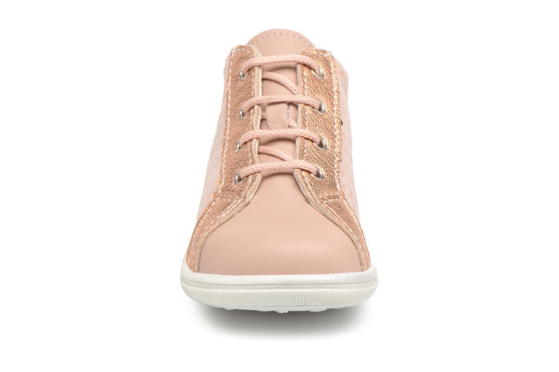 Bottines et boots Bopy Zorica Rose vue portées chaussures