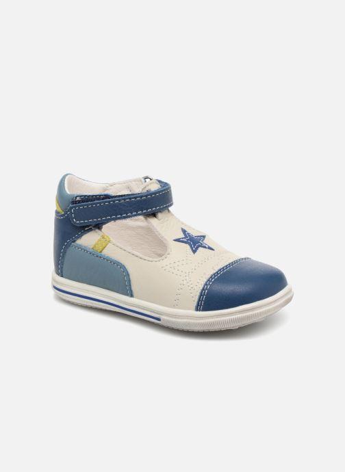 Summer boots Bopy Zenon 2 Blue detailed view/ Pair view