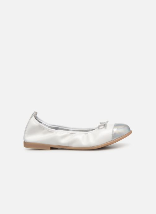 Ballerina's Bopy Sarisa Wit achterkant