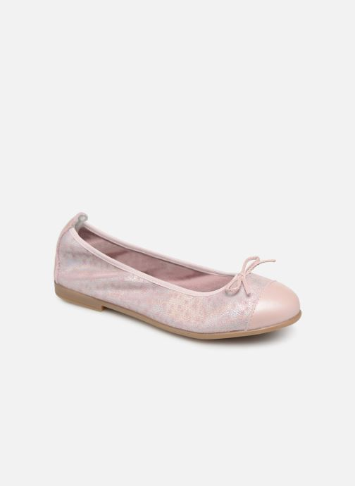 Bailarinas Bopy Sophie Rosa vista de detalle / par