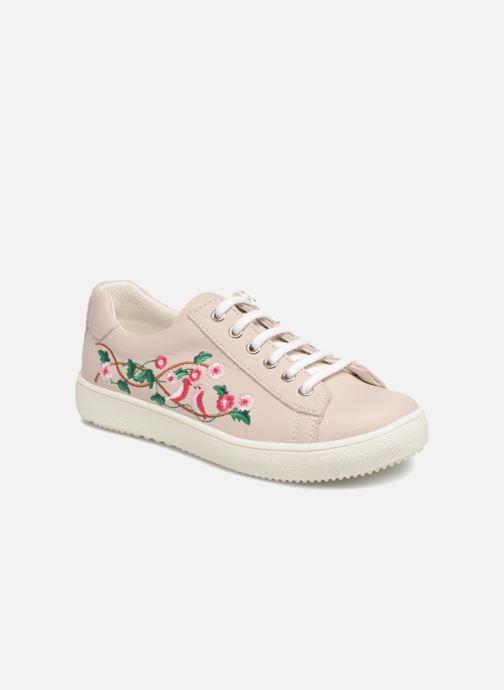 Sneakers Bopy Siloe 2 Roze detail