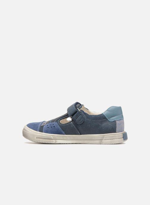 Sneakers Bopy Virgil Blauw voorkant