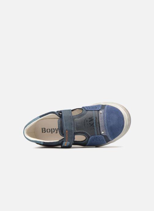 Sneakers Bopy Virgil Blauw links