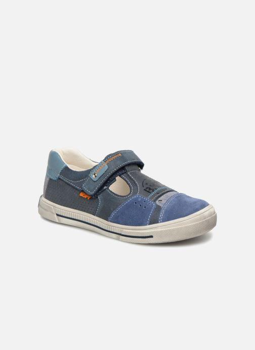 Sneakers Bopy Virgil Blauw detail