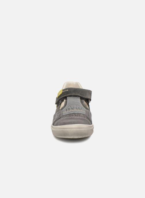 Baskets Bopy Virgil Gris vue portées chaussures