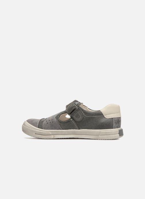 Sneakers Bopy Virgil Grijs voorkant