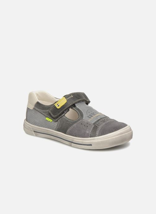 Sneakers Bopy Virgil Grijs detail