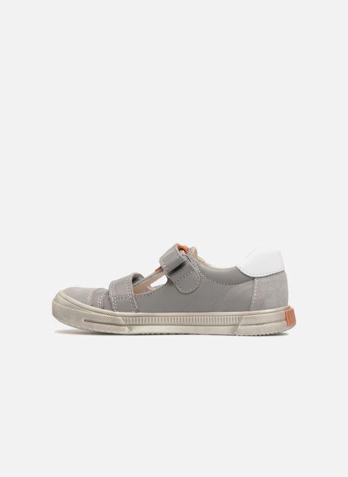 Sneakers Bopy Venji Grijs voorkant