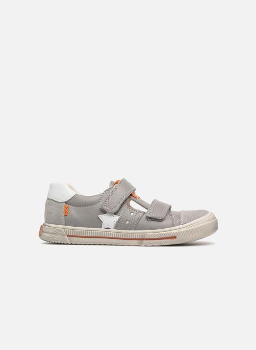 Sneakers Bopy Venji Grijs achterkant