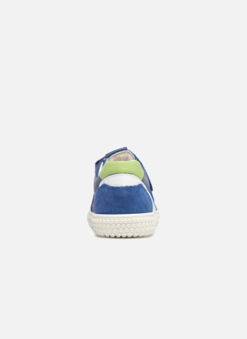 Trainers Bopy Vincent Blue view from the right