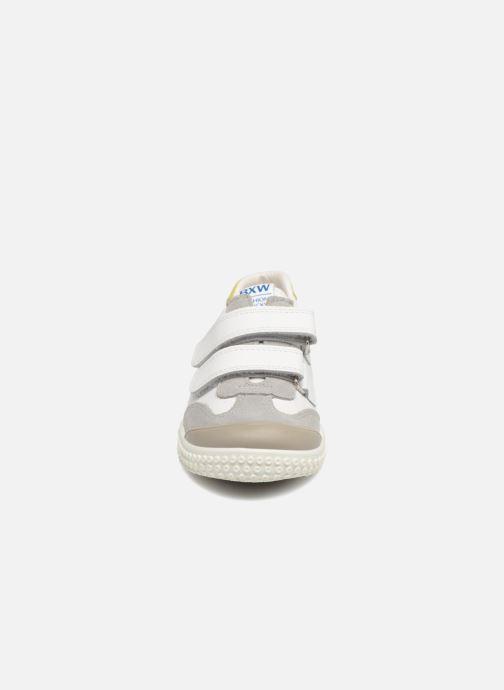 Baskets Bopy Vincent Gris vue portées chaussures