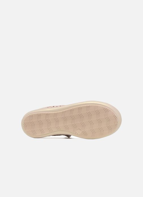 Ballet pumps Bopy Seloua Pink view from above