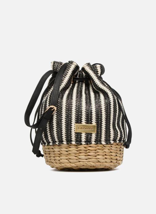 Handtaschen Gioseppo Seau rayé schwarz detaillierte ansicht/modell