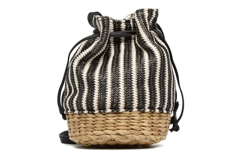 Handtassen Gioseppo Seau rayé Zwart voorkant