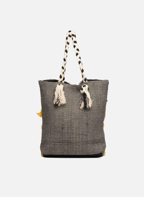 Handtassen Gioseppo Cabas Pompons Zwart voorkant