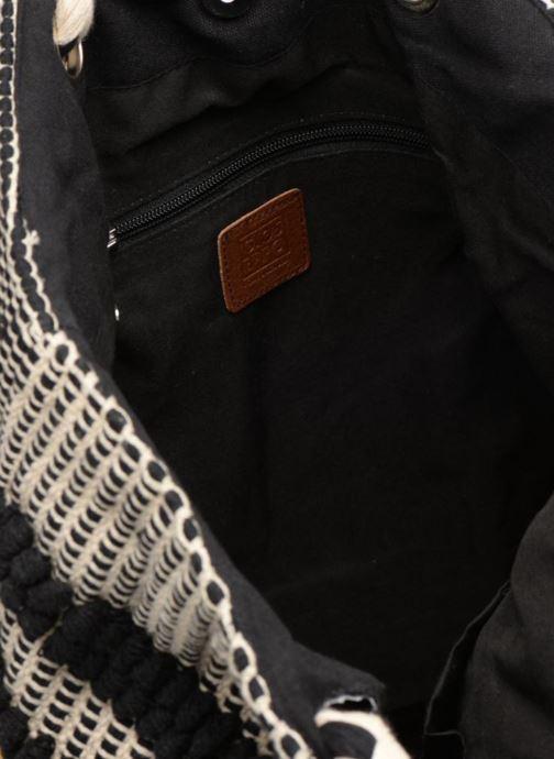 Handtassen Gioseppo Cabas Pompons Zwart achterkant