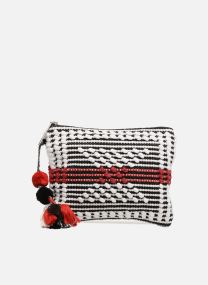 Portemonnaies & Clutches Taschen Pochette Optic pompom