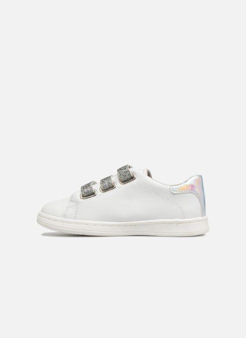 Sneakers Bopy Trudo Lilybellule Wit voorkant