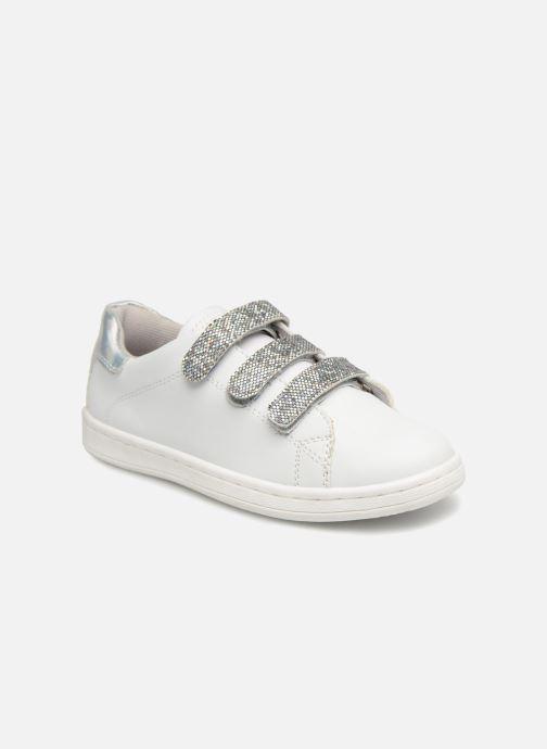 Sneakers Bopy Trudo Lilybellule Wit detail