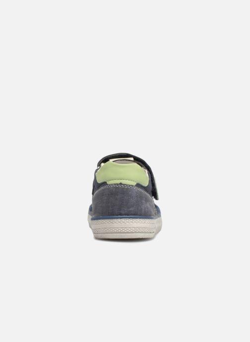 Sandales et nu-pieds Bopy Noba Sk8 Bleu vue droite