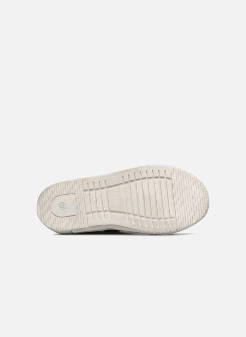 Sandales et nu-pieds Bopy Noba Sk8 Bleu vue haut