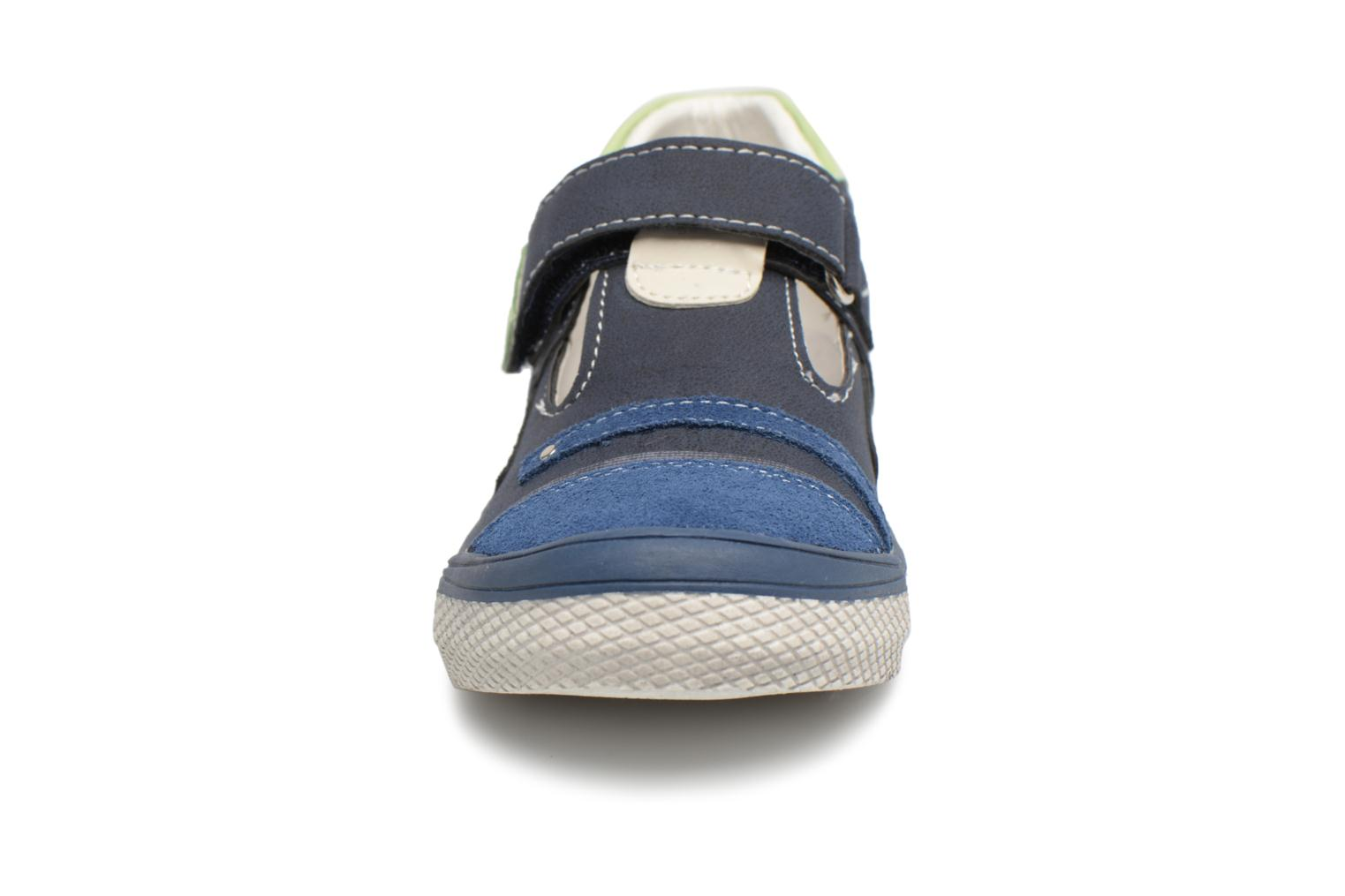 Sandals Bopy Noba Sk8 Blue model view