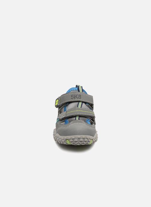 Sandales et nu-pieds Bopy Torin Sk8 Gris vue portées chaussures