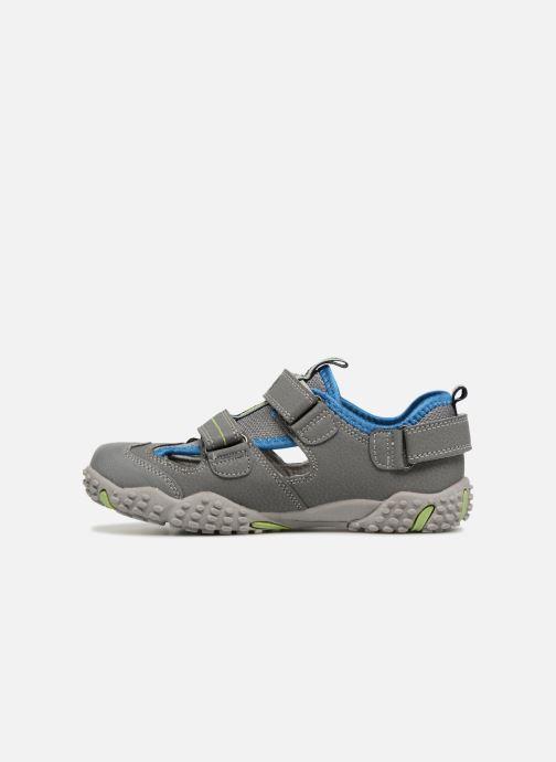 Sandales et nu-pieds Bopy Torin Sk8 Gris vue face