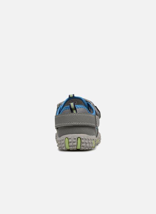 Sandales et nu-pieds Bopy Torin Sk8 Gris vue droite