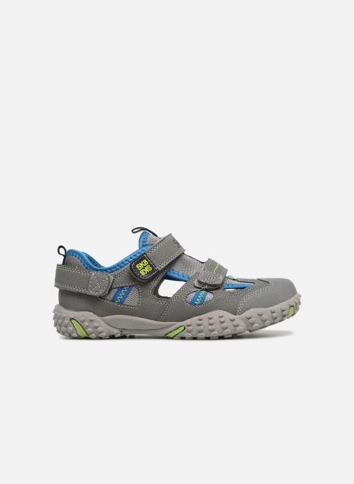Sandales et nu-pieds Bopy Torin Sk8 Gris vue derrière