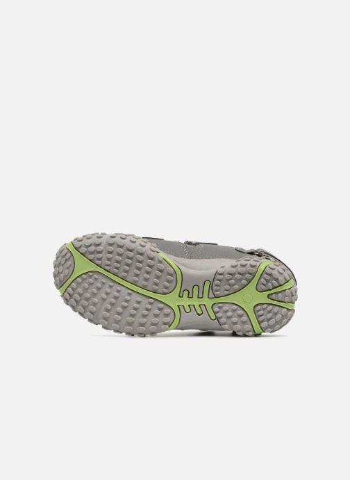 Sandales et nu-pieds Bopy Torin Sk8 Gris vue haut