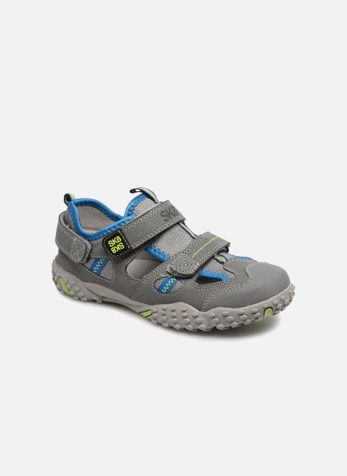 Sandales et nu-pieds Bopy Torin Sk8 Gris vue détail/paire