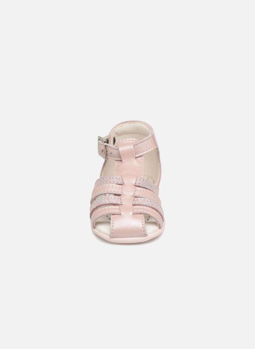 Sandalen Bopy Panama Roze model